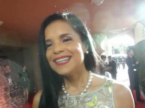 Victoria Rowell (Young and the Restless) interview on SAG Awards red carpet...