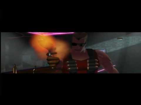 Duke Nukem Time To KIll Intro (Stabbing Westward - The Thing I Hate)