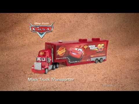 Disney•Pixar Cars Mack Truck Transporter | Mattel