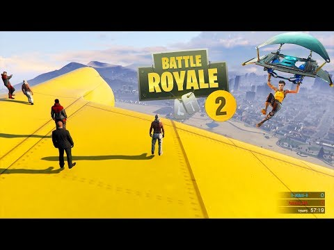 FORTNITE 2 GTA 5