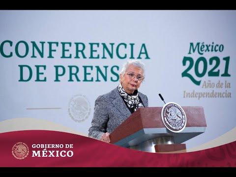 #ConferenciaPresidente | Miércoles 3 de febrero de 2021