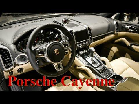 Porsche Cayenne разборка задней карты двери