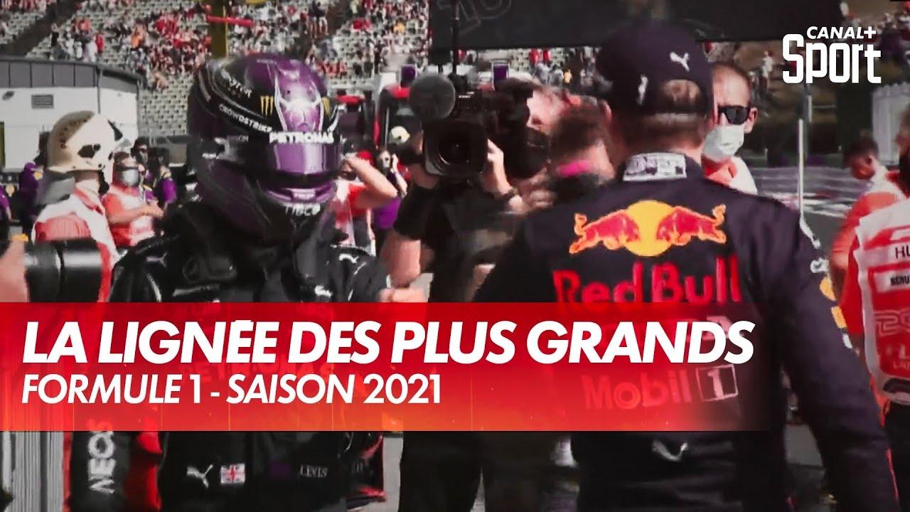 Les duels historiques en Formule 1 - CANAL+ Sport