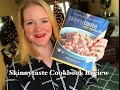 Skinnytaste Fast and Slow Cookbook Review includes link to Weight Watchers SmartPoints