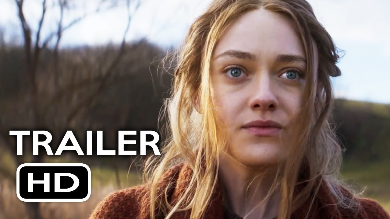 Brimstone Official Trailer #1 (2017) Dakota Fanning, Kit Harington Thriller Movie HD