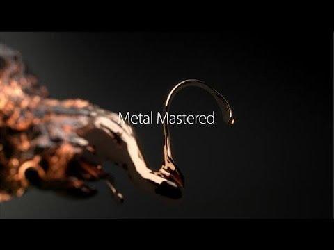 Apple - iPhone 5s - TV Ad - Metal Mastered