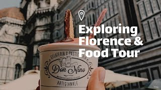 Food Tour in Florence, Italy!