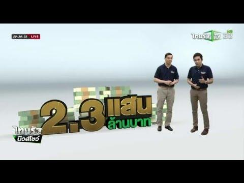 10 ปีเงินเดือนครูไทยเพิ่ม2เท่า #เรามาถึงจุดนี้ได้อย่างไร? | 09-03-59 | ไทยรัฐนิวส์โชว์ | ThairathTV