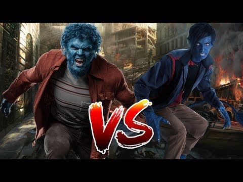 Beast VS Nightcrawler | Who Wins?