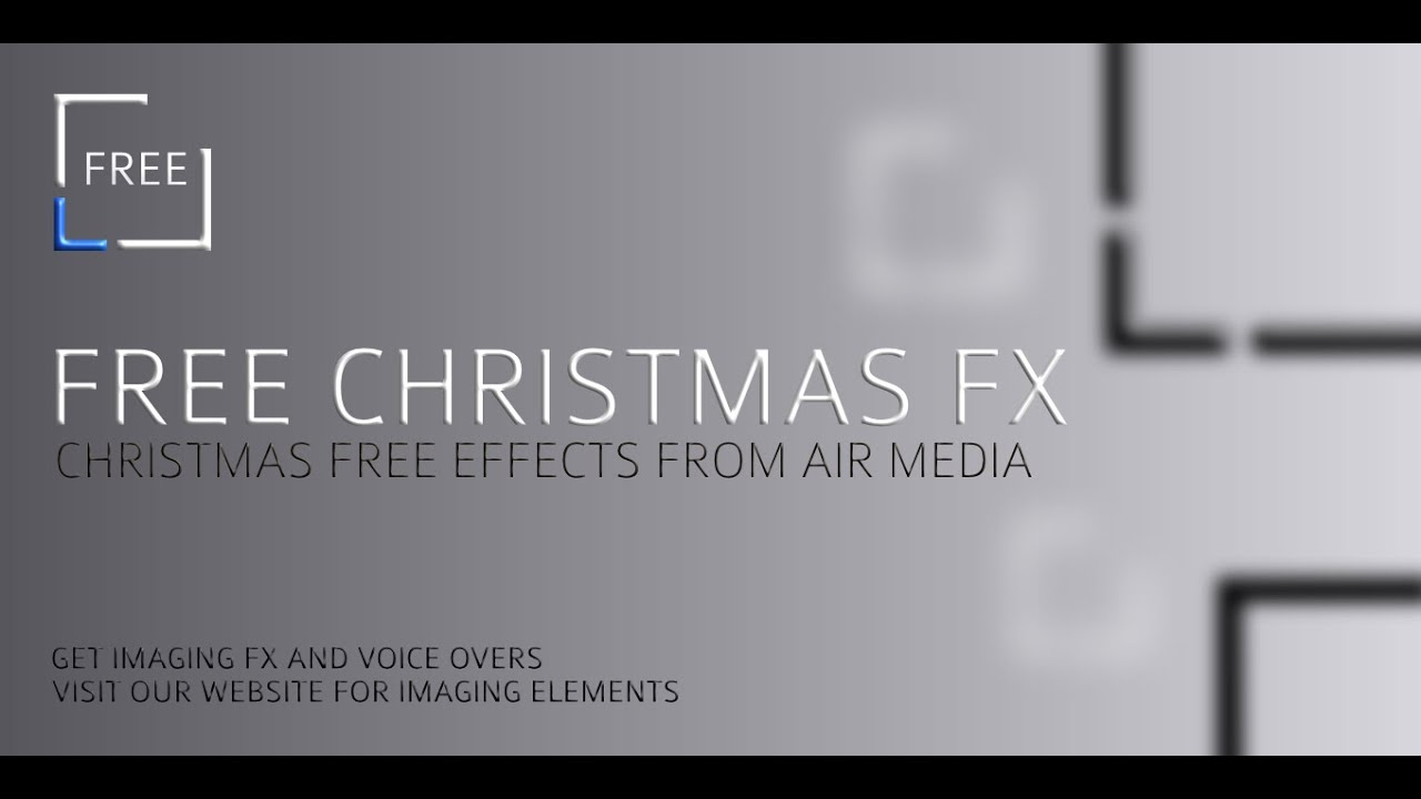 Christmas Sound Effects I Free Download FX Christmas Sleigh bells - YouTube