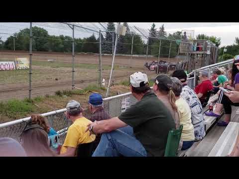 Princeton speedway super stock heat Aug 2 2019