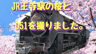 JR『王寺駅』のD51