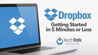 how to get started with Dropbox on iPhone