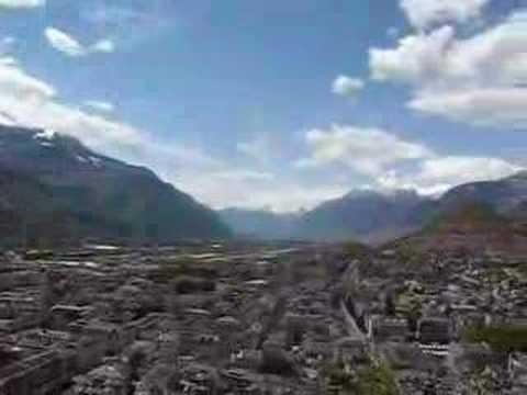 Sion Wallis Switzerland Youtube