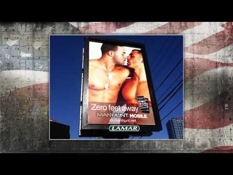 Manhunt Mobile Ad Controversy