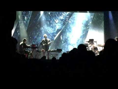 Apparat - Ash Black Veil Live @ Fabrique Milano