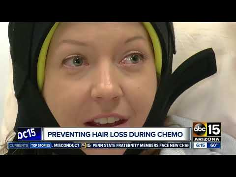 Preventing hair loss during chemotherapy