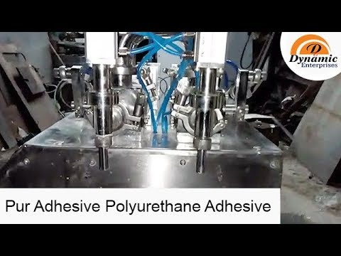 Epoxy Resin and Hardener filling 1k Pur Polyurethane Adhesive and Resin filling machine