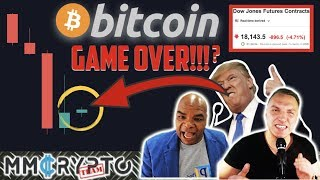 GAME OVER FOR BITCOIN!!? THIS FACT WILL BLOW YOUR MIND!!! w. DavinciJ15!!!