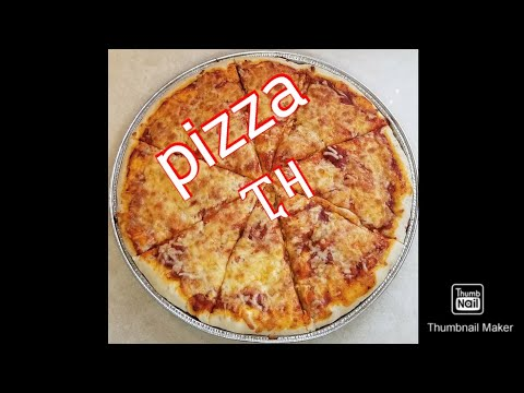 Easy Homemade Pizza From Scratch – Ethiopian Food