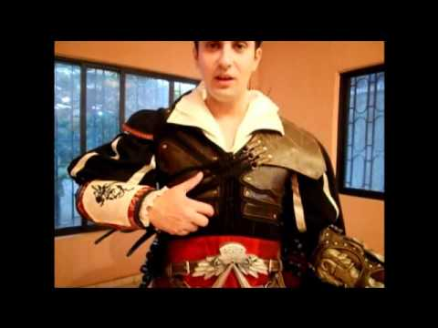 Ezio Auditore cosplay by Al Squall