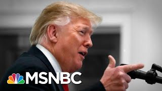 Trump's weekend: Angry Tweets Attacking Mueller, SNL, And A Dead GOP Senator | The 11th Hour | MSNBC