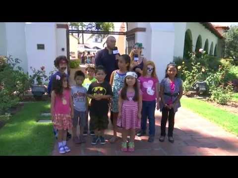 On The Scene OC Visits Bowers Museum in Santa Ana, California