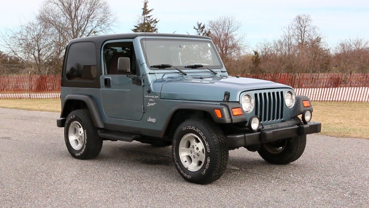 jeep wrangler for sale uk
