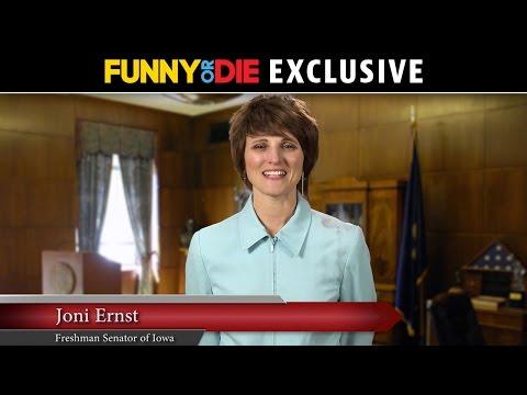 Joni Ernst Castrates Obamas SOTU Speech