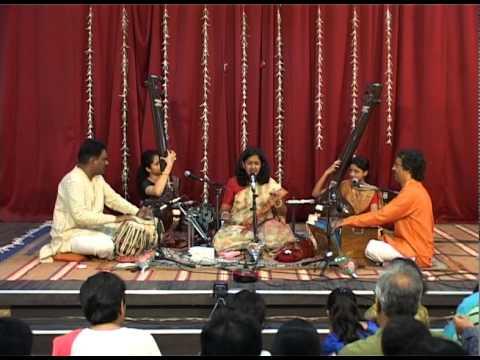 Manjiri Asanare Kelkar - concert