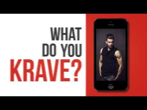 Krave - Gay Chat, Gay Dating, Meet Guys Worldwide