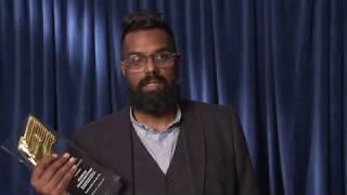 Romesh Ranganathan talks of his win and his beef with the RTS