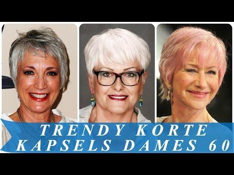 Trendy Korte Kapsels Dames 60