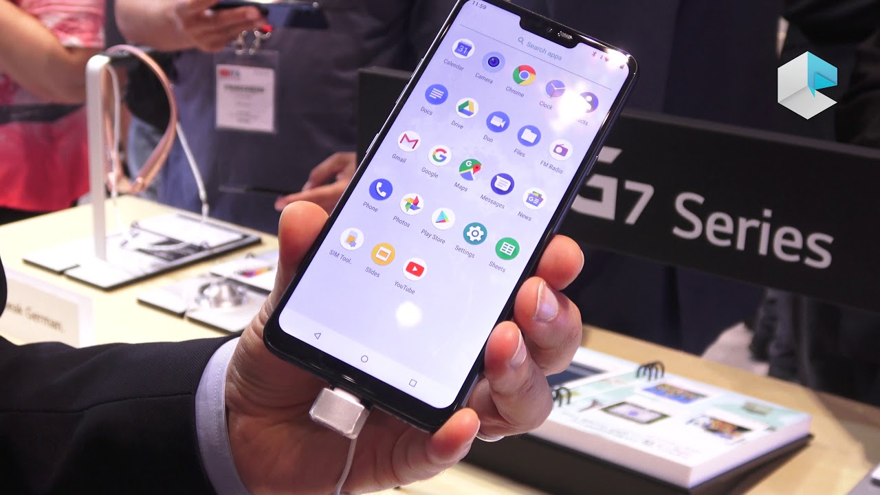 LG G7 One, Android One con Qualcomm Snapdragon 835 - ITA