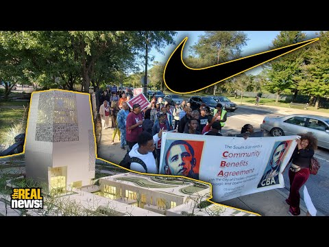 Neoliberalism, Nike, And The Need To Organize A Movement