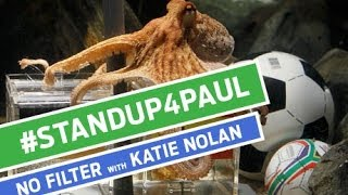 Katie Nolan Calls Out World Cup Animal Psychics