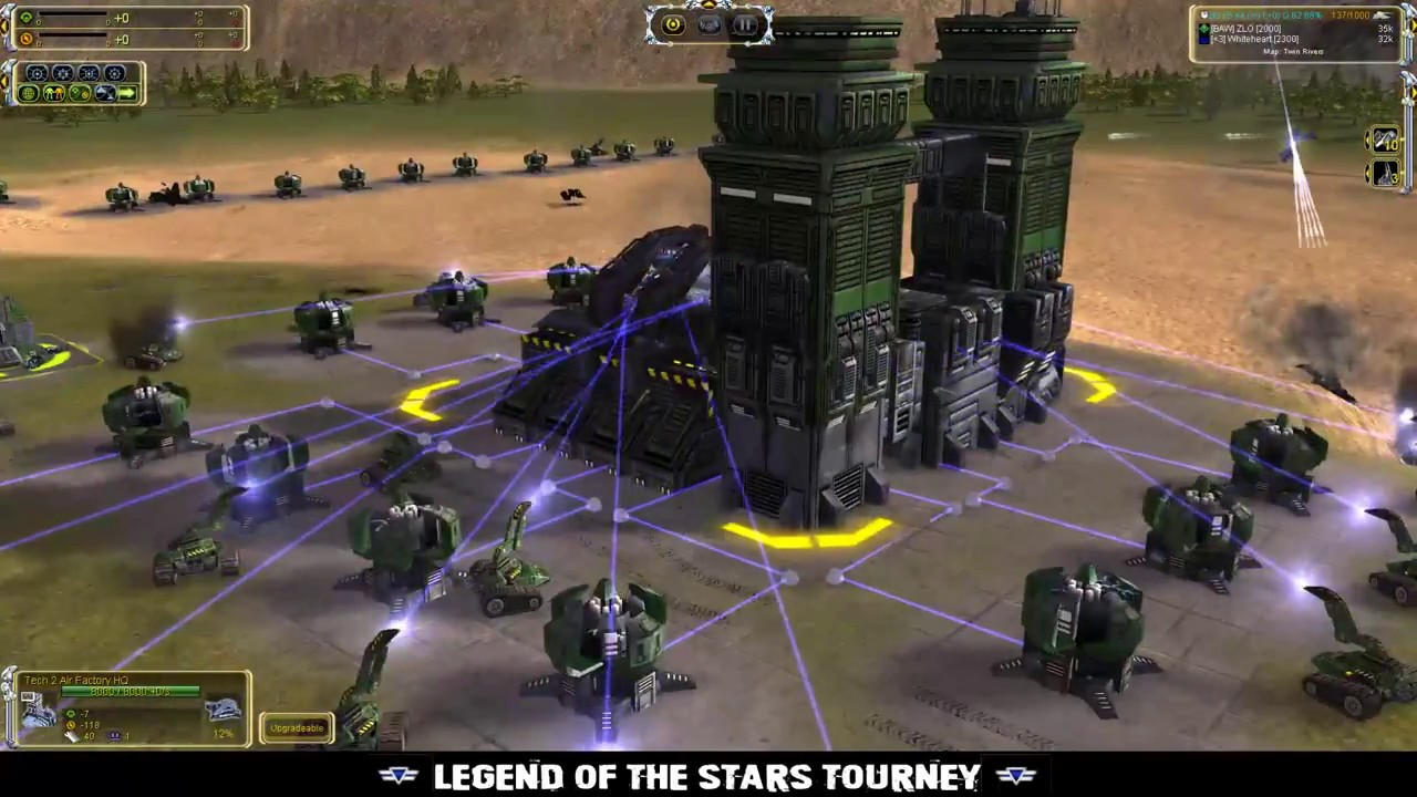 Legend of the Stars Tournament #4 - Supreme Commander: Forged ...