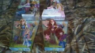 My 4 New Bratz Dolls
