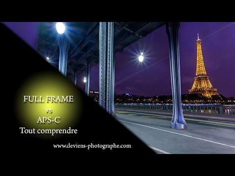Full Frame Vs APS-C - Petit Et Grand Capteur Des Appareils Photo - S02E10