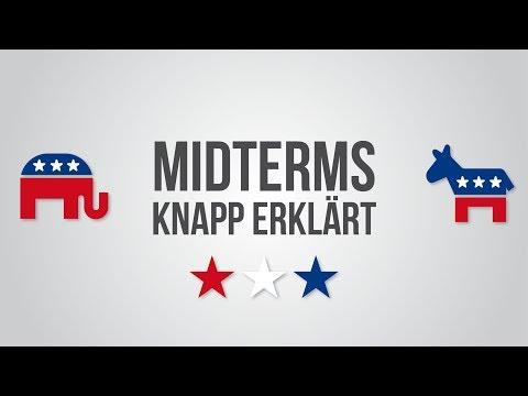 Midterms - die US-Kongresswahlen knapp erklärt