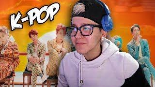 REACCIONANDO AL K- POP (BTS) BELEN GIMENEZ