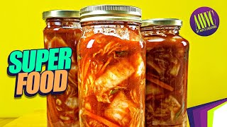 Kimchi receta sencilla (receta super food hecha en casa)