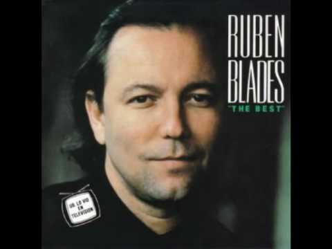 Ruben Blades -  the letter