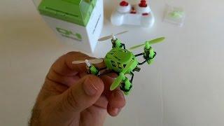 Worlds Smallest Nano Drone: Hubsan Q4 Review - [Setup, Flight Test, Pros & Cons]