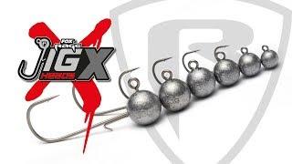 Jig Head X Strong 6//0 10g 3pcs Fox Rage Jigkopf Jighaken