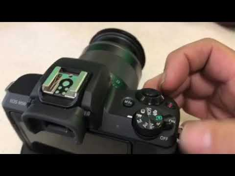 Canon EOS M50 has CLEAN HDMI Out for Live-streaming!