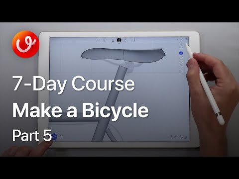 umake-7-day-course---make-a-bicycle---part-5