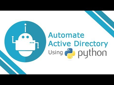 Automate Active Directory #1 What is Active Directory