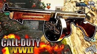 CoD WW2 Thompson VICIOUS!? Reverse Boosting in WW2?