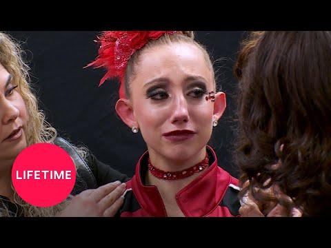Dance Moms: Abby Insults a Candy Apples Dancer (Season 5 Flashback) | Lifetime